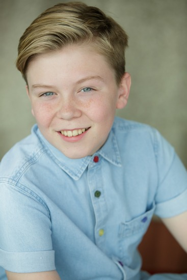 George ODoherty - Actors Headshots Session