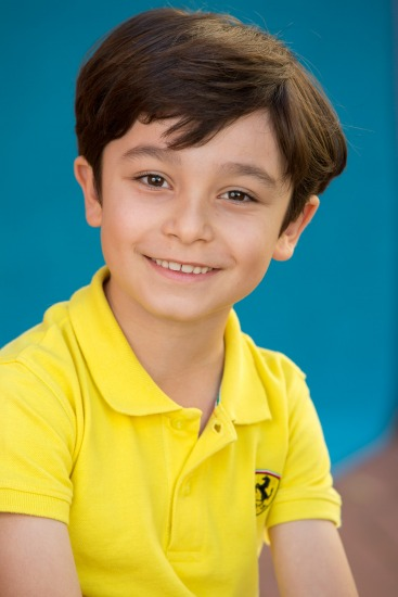 Oliver Digirolami - Actors Headshots Photography Session