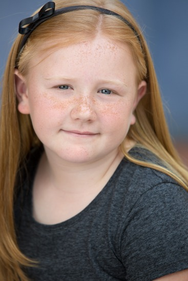 Mischa Anderson - Actors Headshots