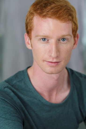 David Cowell - Actors Headshots Photography Session