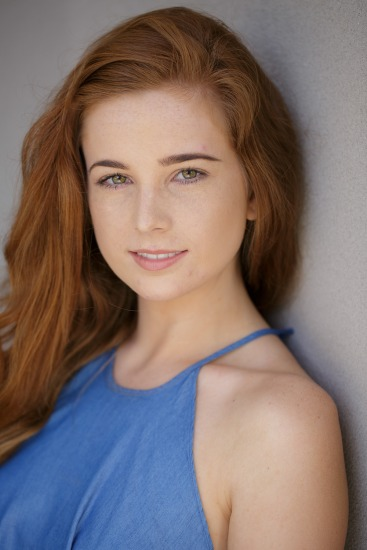 Christina Odam - WAAPA MT - Headshots Session