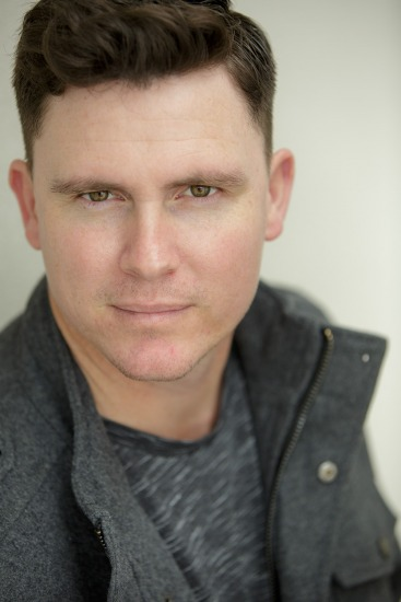 Phil Lunt - Actors Headshots Photography Session