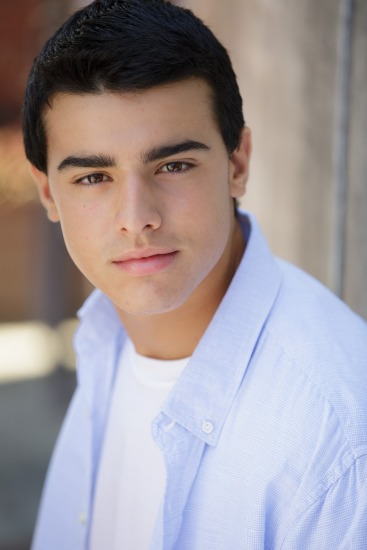 Noah D'Annunzio - Actors Headshots Photography Session
