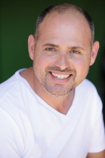 Robbie Vecchio - Actors Headshots Photography Session