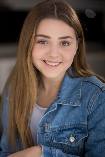 Chelsea A - Actors Headshots Oct 2017