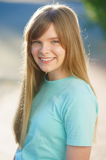 Mackenzie H - Actors Headshots Photography Session