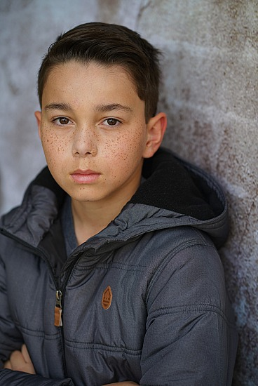 Elijah - Actors Headshots Photography Session