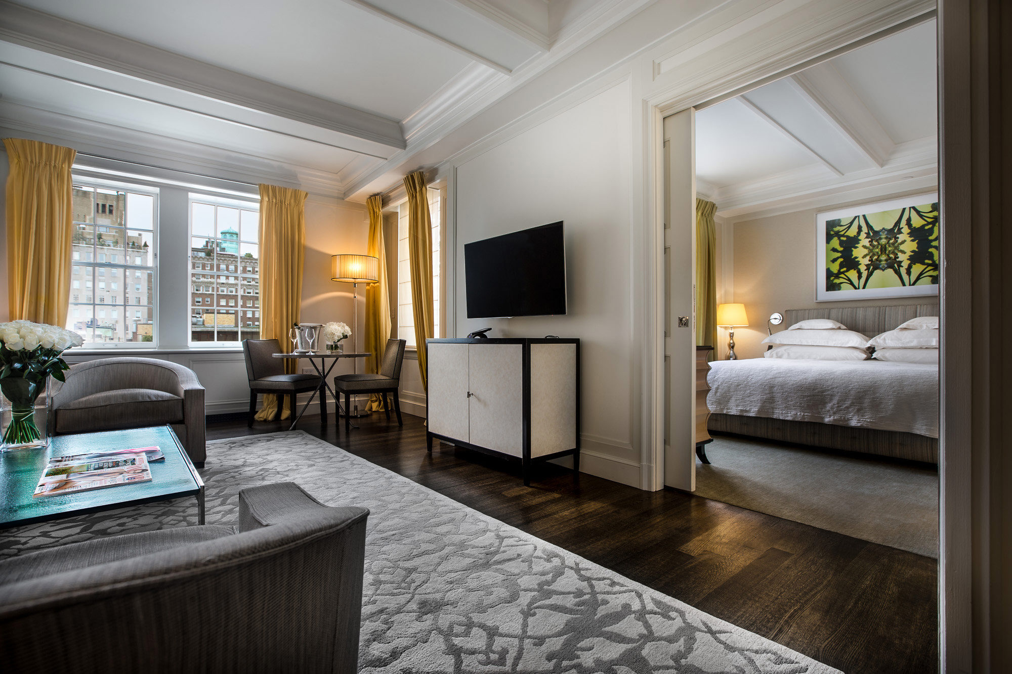 Luxury Four Bedroom Hotel Suite In Nyc The Mark Hotel