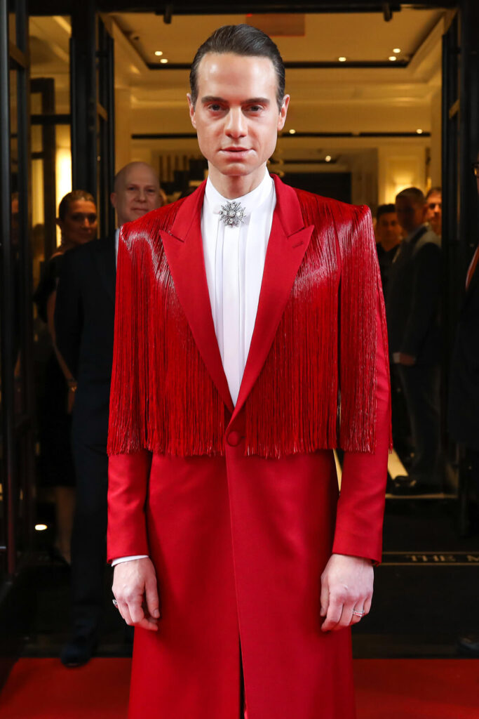 Jordan Roth at the Mark Hotel, Met Gala 2018