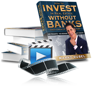 Free Real Estate Investing Video training and how to invest without banks