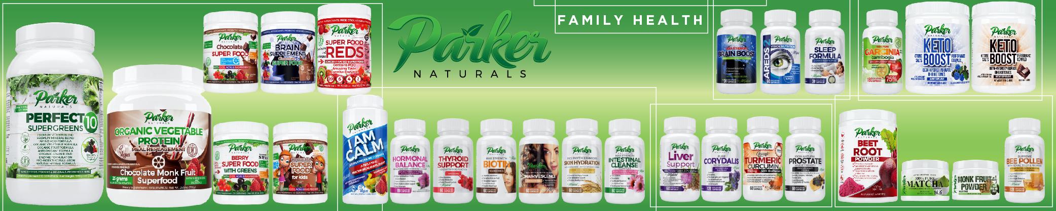 Parker naturals set2 03 4