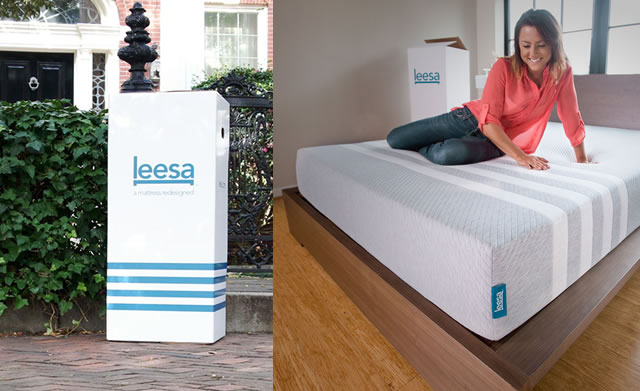 @onbetterliving's cover photo for 'Nothing Compares to the Comfort and Convenience of the Leesa Mattress'