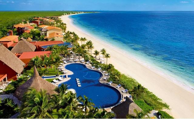 @onbetterliving's cover photo for 'Zoëtry Paraiso de la Bonita Riviera Maya - Take a Tour!'