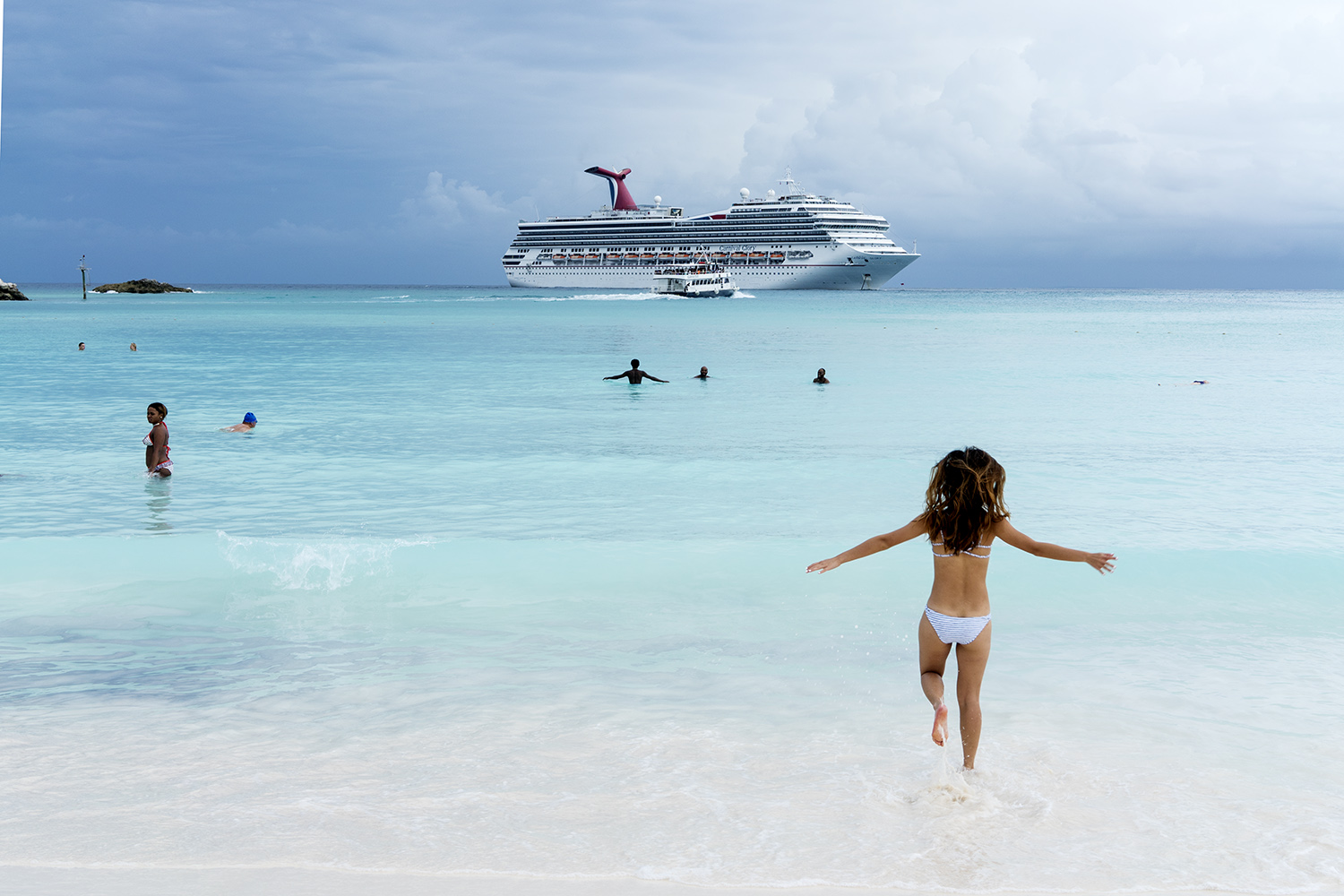 @atasteofkoko's cover photo for 'Private Island For The Day At Half Moon Cay, Bahamas'