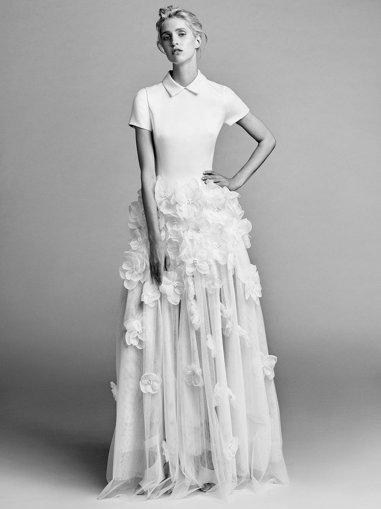 @arcstreet's cover photo for 'VIKTOR & ROLF MARIAGE / FALL WINTER 2017 COLLECTION  - Arc Street Journal'