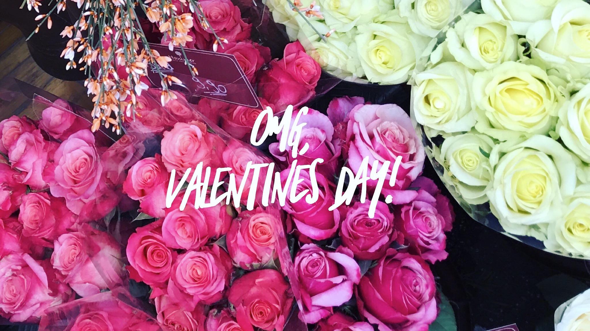 @feschaks's cover photo for 'Happy Valentine's Day! 🌹 #OMG | @feschaks'