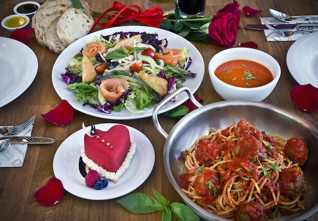 @buzzingtales's cover photo for 'Barilla Restaurant, Festival City, Dubai - For Delicious Valentine flavors and more - BUZZINGTALES'