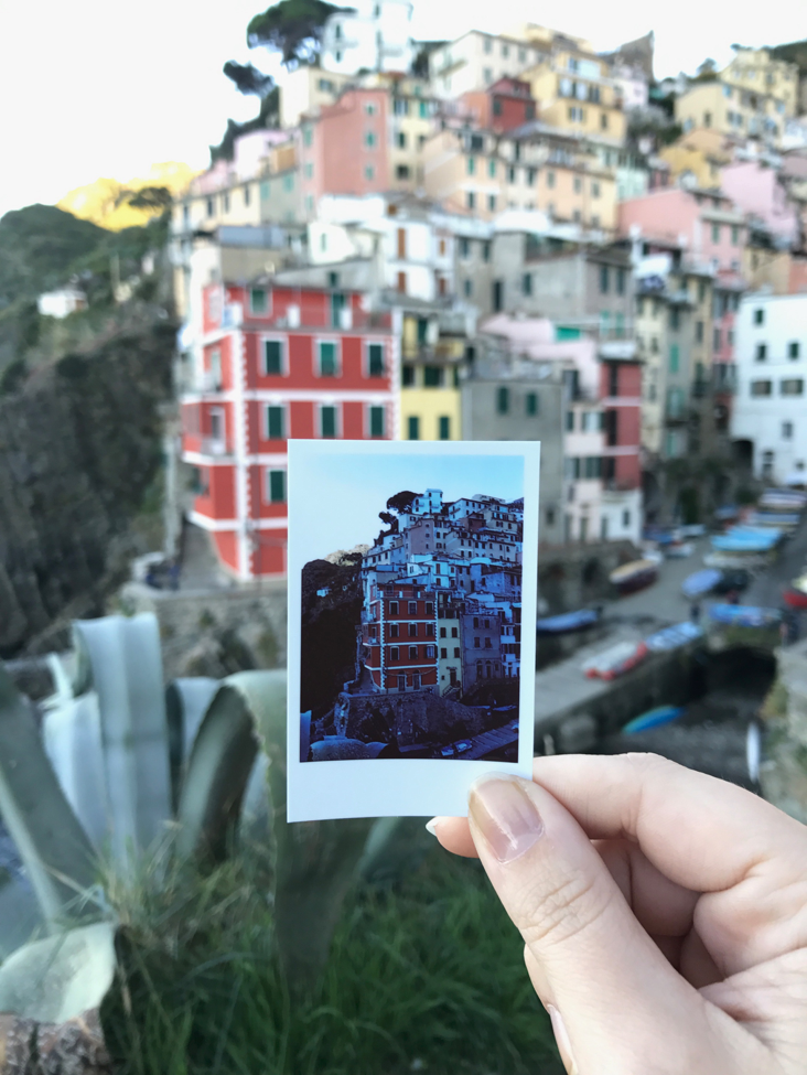 @getlostwithjackie's cover photo for 'Traveling Italy with Polaroid - Get Lost With Jackie'