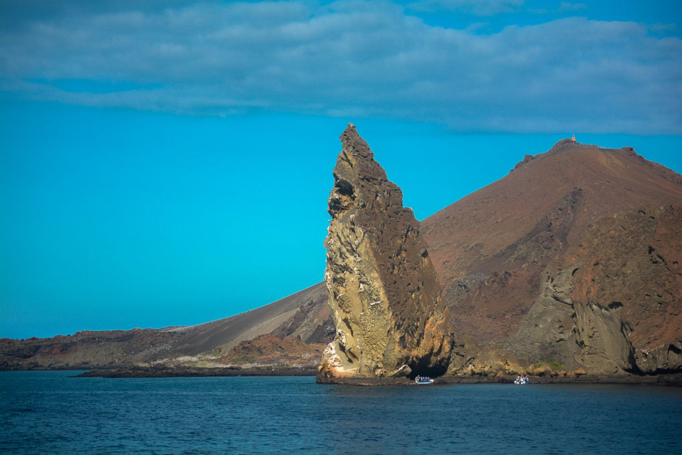 @exotiktraveler's cover photo for 'Galapagos, islands born of fire by ExotikTraveler. Luxury Travel.'