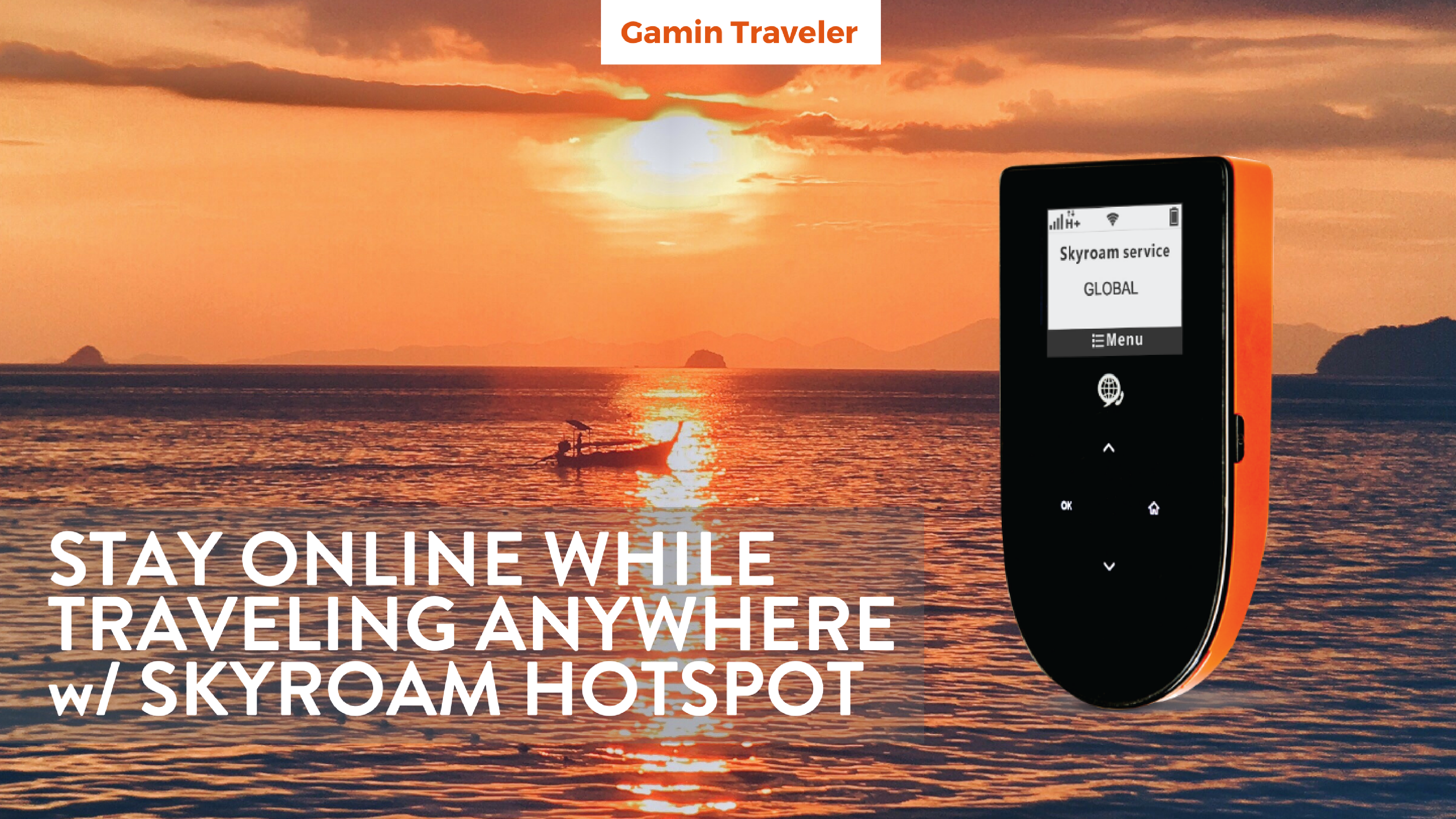 @gamintraveler's cover photo for 'Skyroam Hotspot Review: 24 Hours Connected'