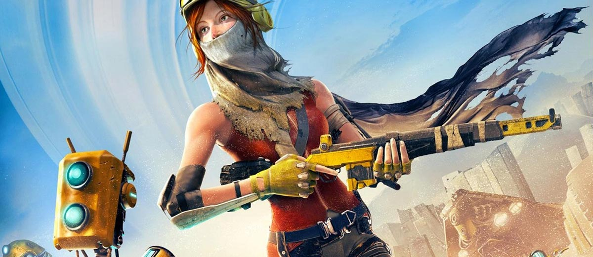 @cherylswarlez's cover photo for 'Review: Recore Is One For Both Action And Platformer Fans'
