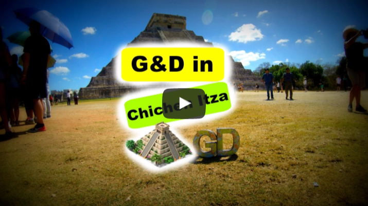 @gdblogsite's cover photo for 'Chichén Itzá Experience (G&D's Chichén Itzá Experience) | G&D Blog'