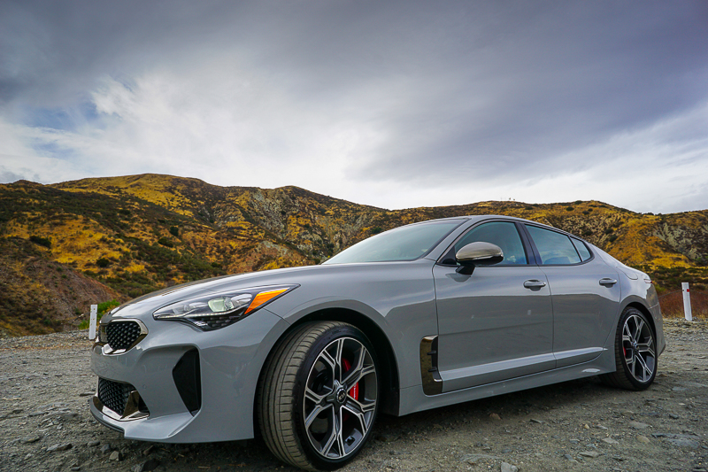 @allthingsfadra's cover photo for 'Kia Stinger: Creating a New American Driving Icon'