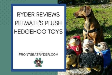 @frontseatryder's cover photo for 'Are you looking for new durable plush dog toys?'