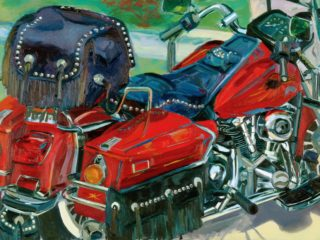 Harley Roadking, Loeminster, MA