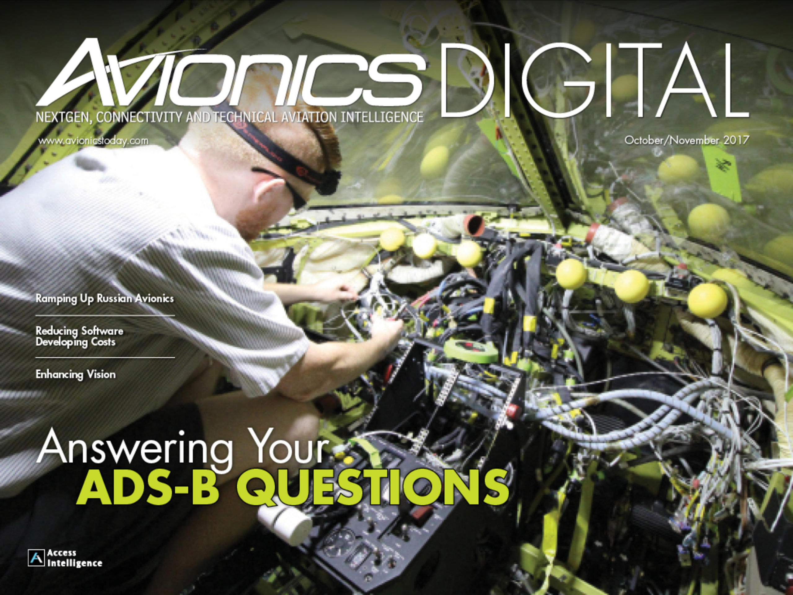 avionics training systems installation and troubleshooting