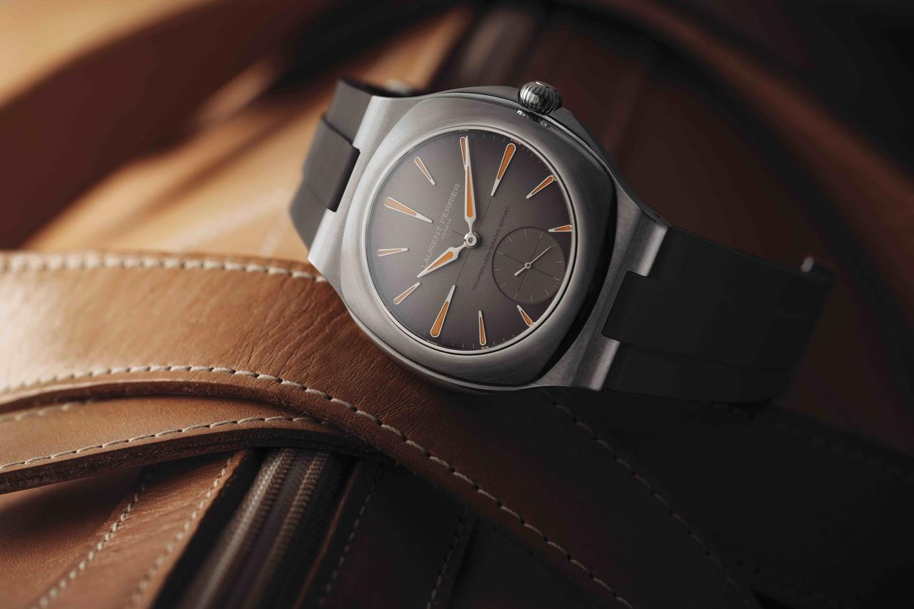 Laurent Ferrier Debuts a Sporty Ode to the Seventies