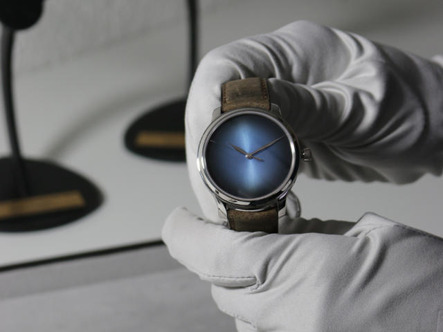 H. Moser & Cie. Honored at Watchfair Luxembourg