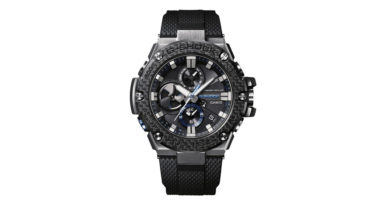G-SHOCK Adds New Layered Carbon Bezel