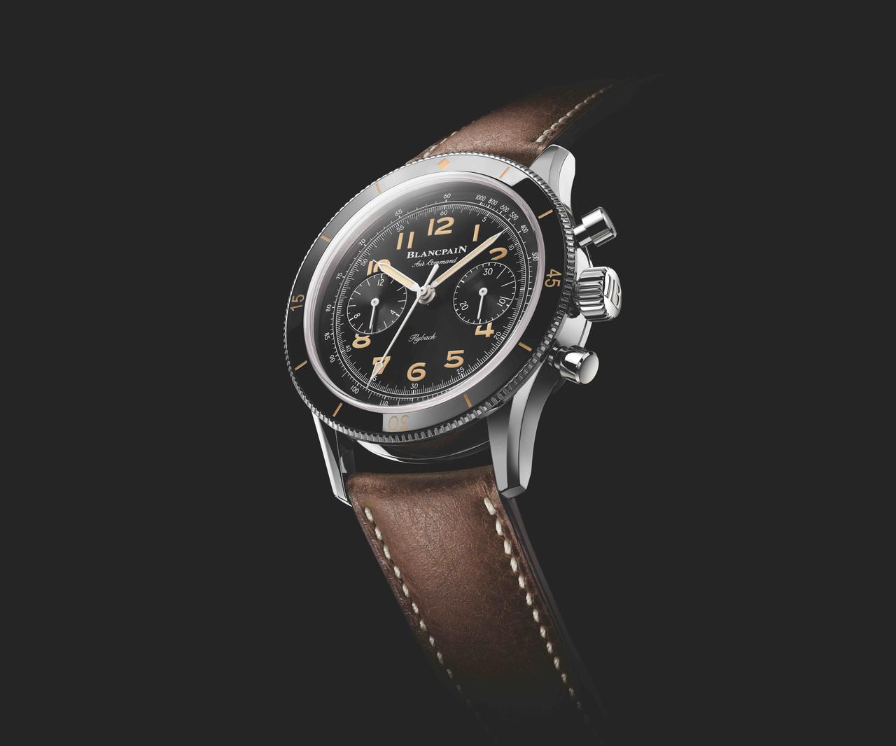 Flying and Diving with Blancpain and Glashütte Original
