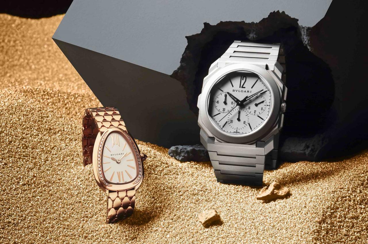 Bulgari CEO Jean-Christophe Babin on Thinness, Gold and Gerald Genta