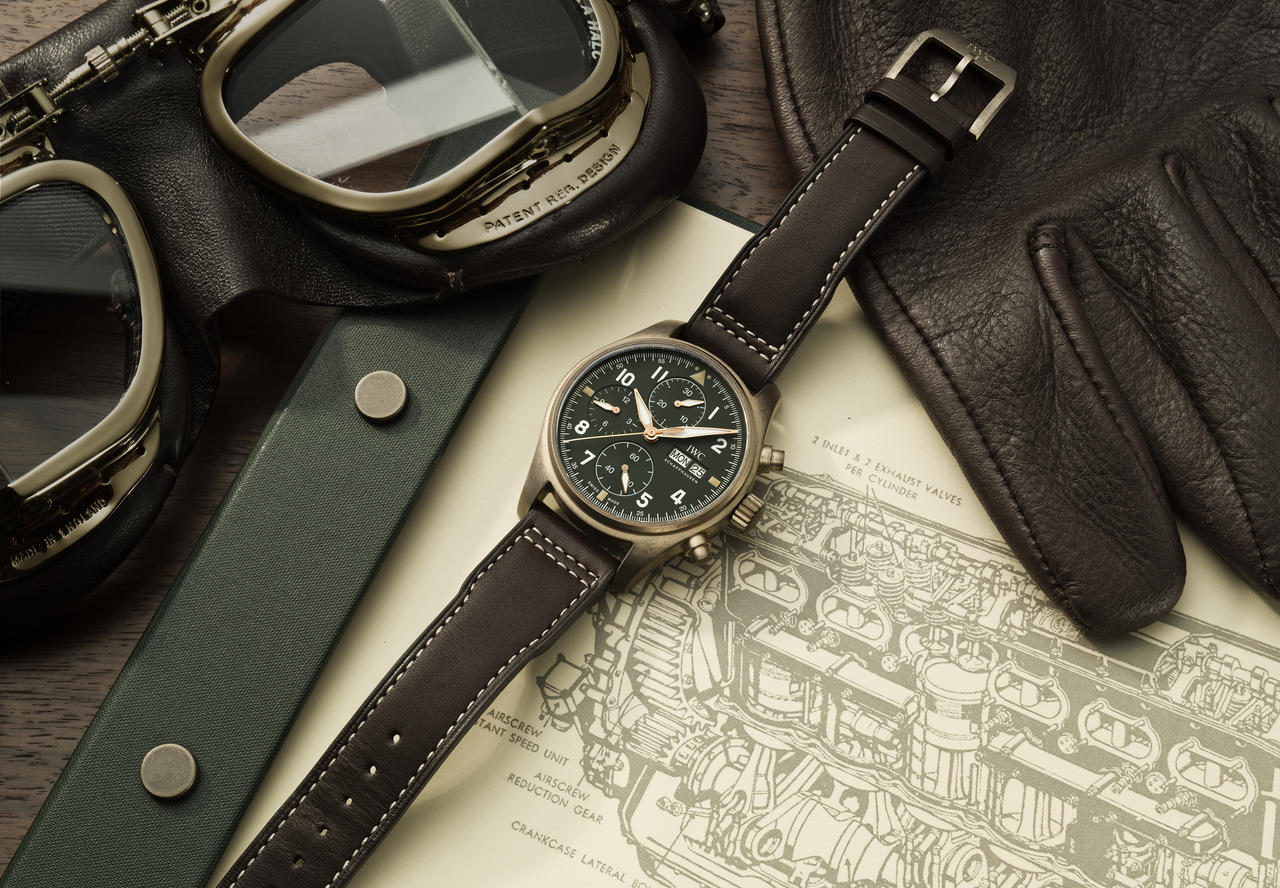 SIHH 2019 Preview: IWC Builds up its Pilot's Collection