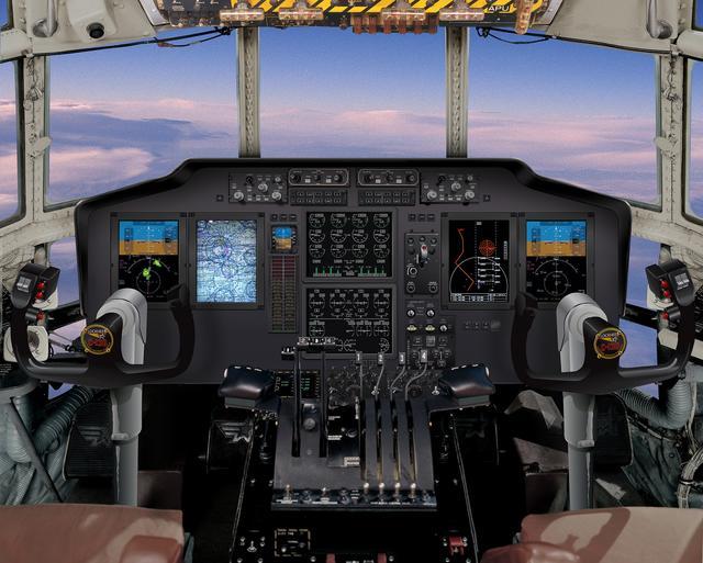 February March 2020 Truly Enhanced Flight Vision Better Displays Dominate Oems Imaginations Avionics Digital Edition