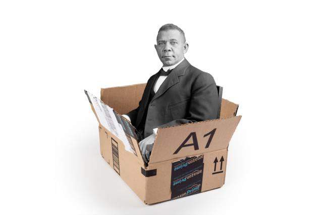 a report on booker t washington Booker t washington's life, undoubtedly encapsulate this well-known phrase as throughout his life evidence proves how he grew and became very successful booker taliaferro washington's life began on april 5th, 1856 where he was born into slavery on the burroughs plantation in the rural, hale's ford, virginia.