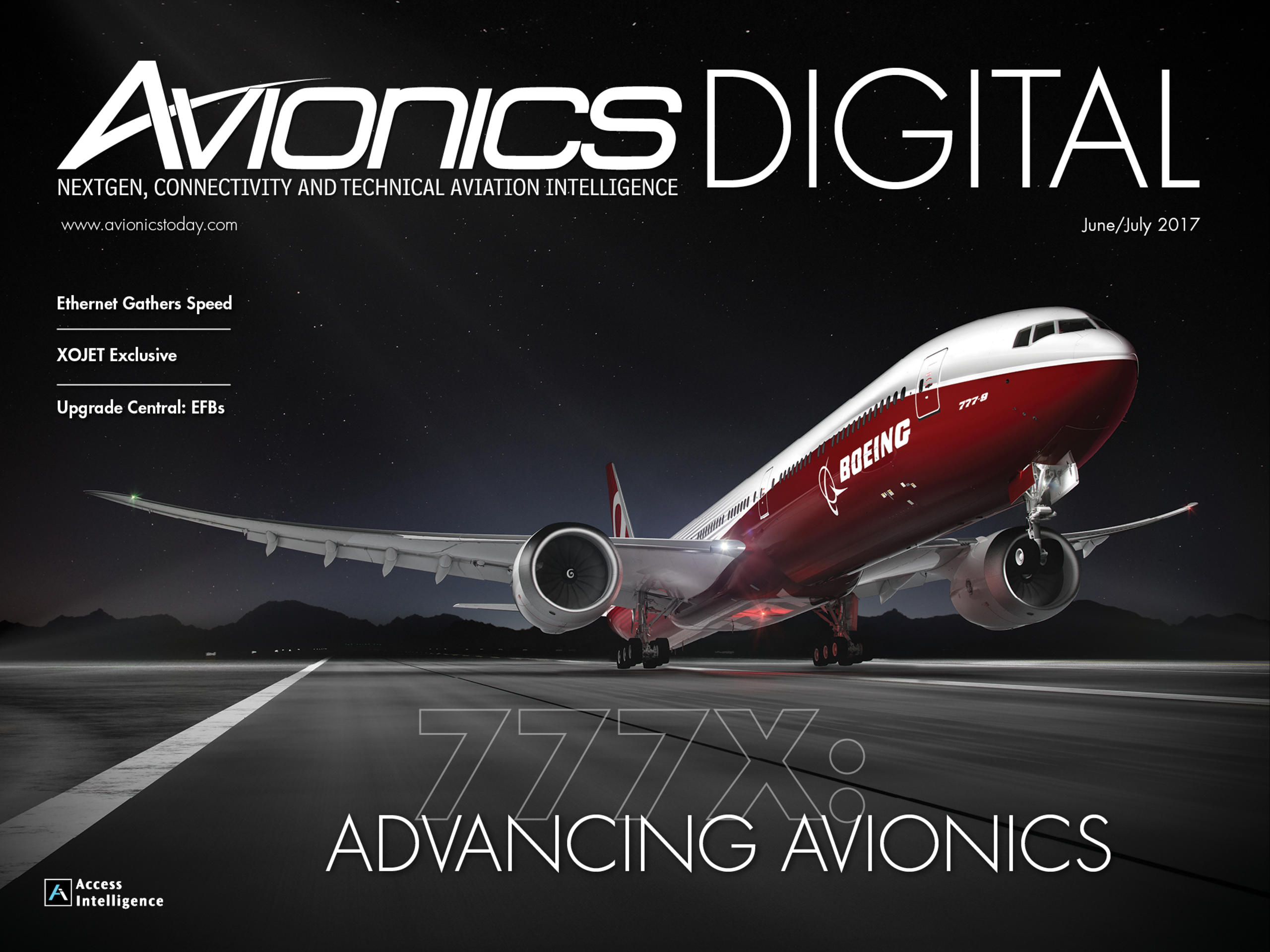 June July 2017 777x Advancing Avionics Digital Edition 787 Wiring Issues