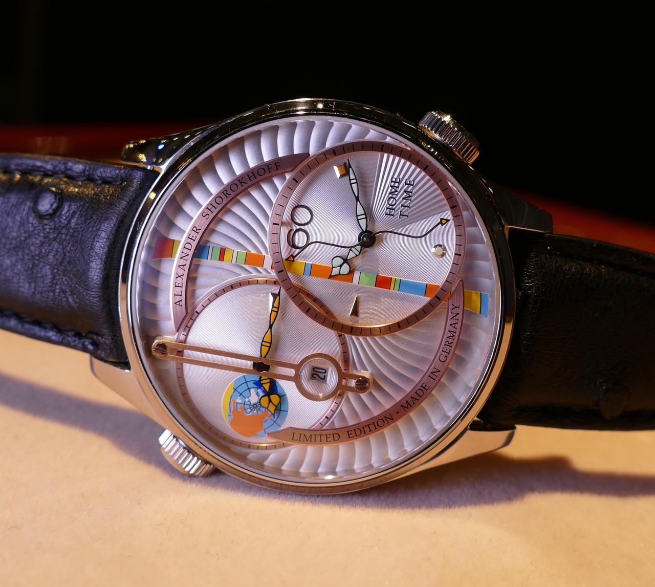 Alexander Shorokhoff's Multi-Level Dials