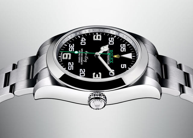 Rolex Oyster Perpetual Air-King Watch