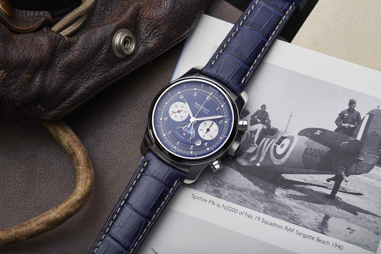 Bremont Limited Editions Salute the RAF