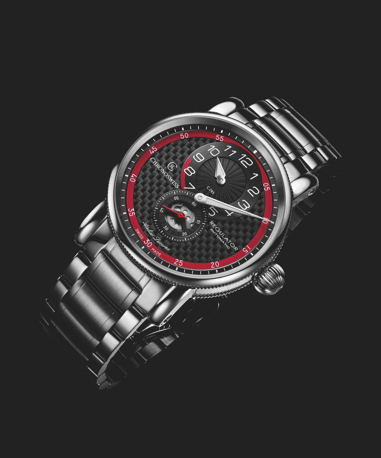 Chronoswiss Launches a Racing Regulator