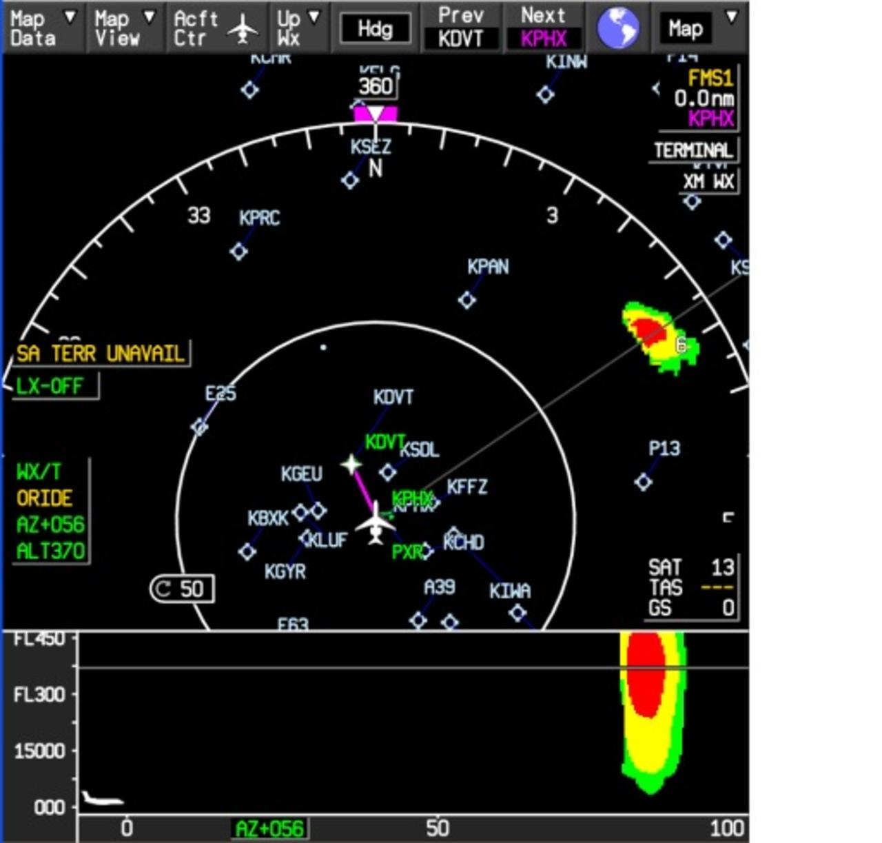 Gca Link April 2017 Aircraft Weather Observation Tech Enters Iot