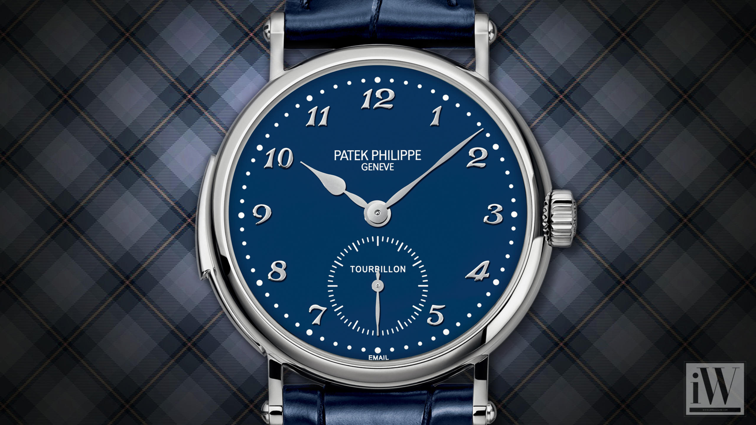 A North American first for Patek Philippe