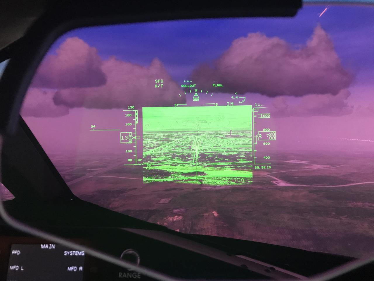 April May 2018 Synthetic Vision A Must Have For The Next Aircraft Hydraulic System Intelligent Diagrams Like Combine This With Evidence Presented To Embry Riddles 2017 National Training Symposium Geoffrey Murray An Aerospace Sector Leader Aviation Consulting