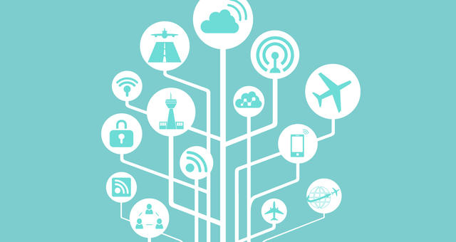 The Aircraft's Place in the IOT Revolution
