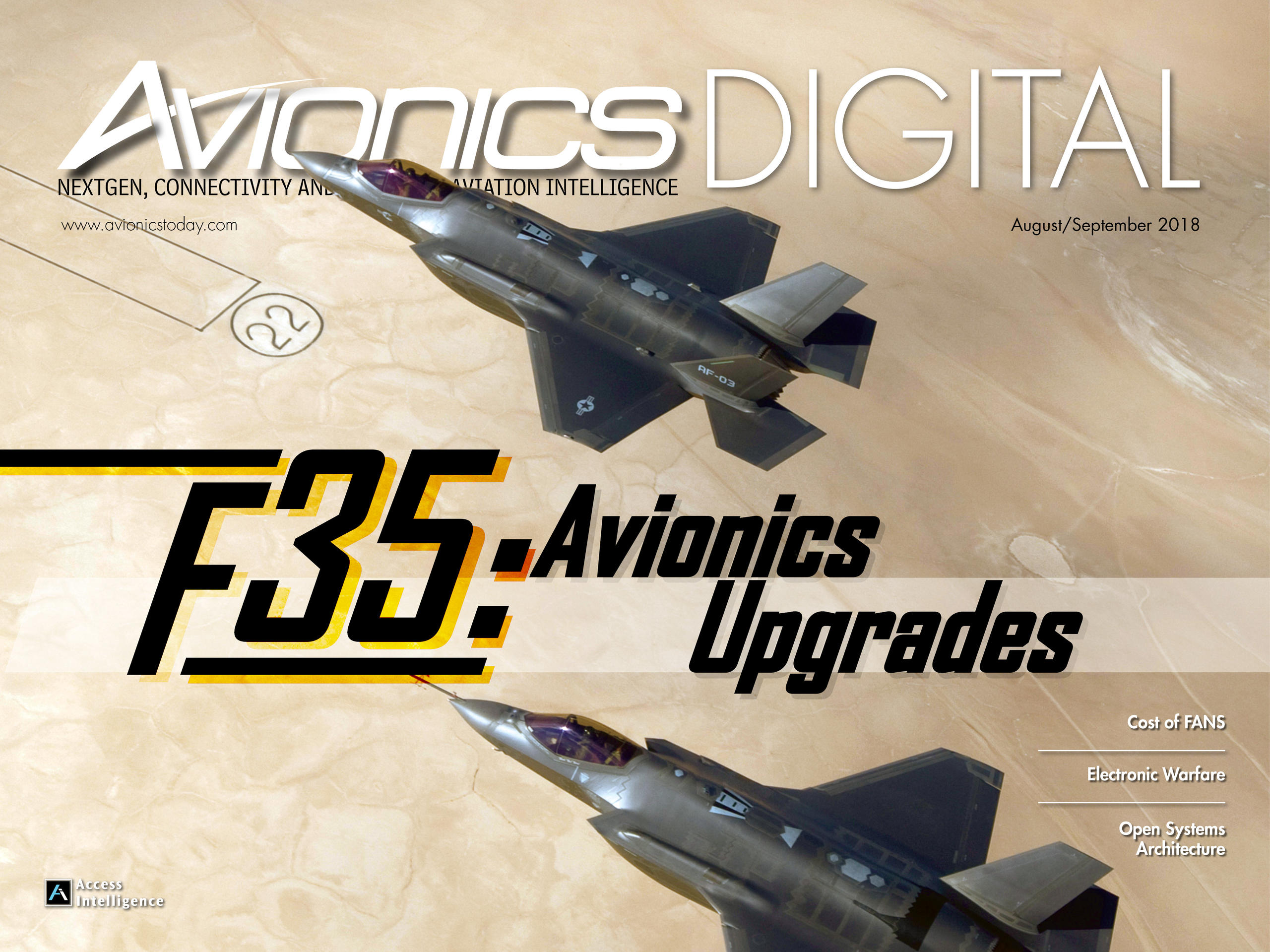 August/September 2018 - F-35: Is The Trillion-Dollar Fighter Finally