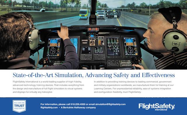 Company Profile: FlightSafety International - Rotor & Wing