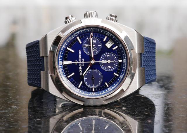 On The Wrist: The Vacheron Constantin Overseas Chrono